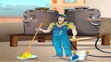 افضل شركة تنظيف خزانات بالزلفي